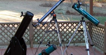 Telescopes for newbies