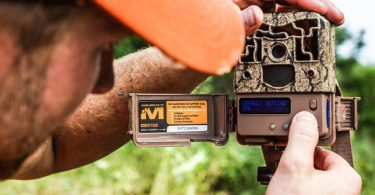 Top trail cameras