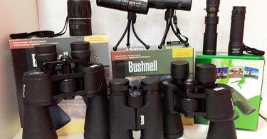 Bushnell monoculars and binoculars