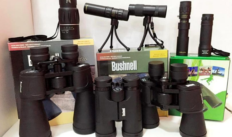 Bushnell monoculars and binoculars