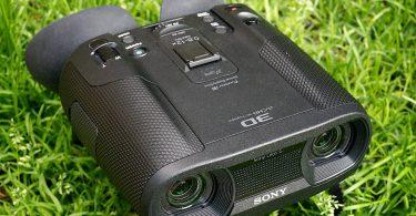 Digital binoculars with cam