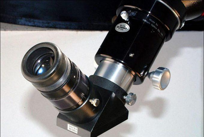 Erfle eyepiece lens