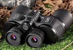 High-power 10x50 binocular