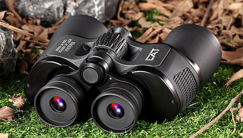High-power 10x50 binocular