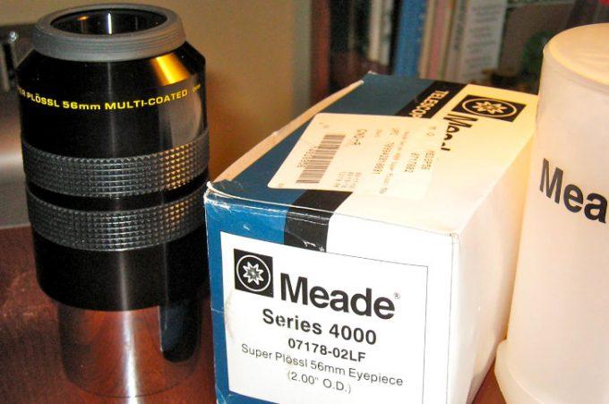 Meade plossl eyepiece