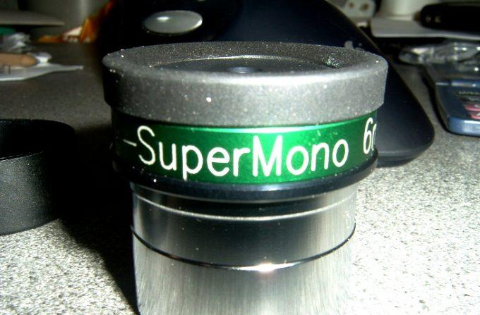 Monocentric lens eyepiece