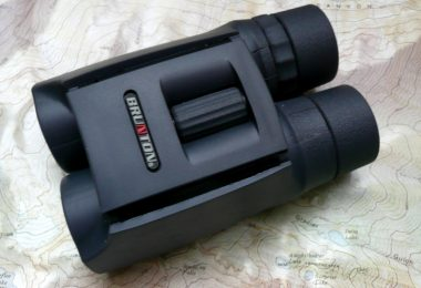 Phase-coated compact binocular