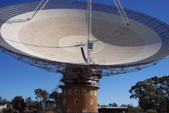 data processing radio telescope