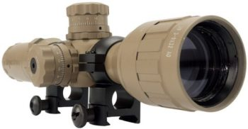 Monstrum Tactical AO Rifle Scope