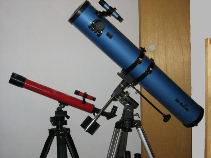 Tasco_SkyWatcher_Telescopes