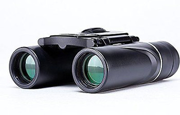 USCAMEL Folding Pocket Binoculars