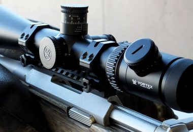 Varmint hunting scope