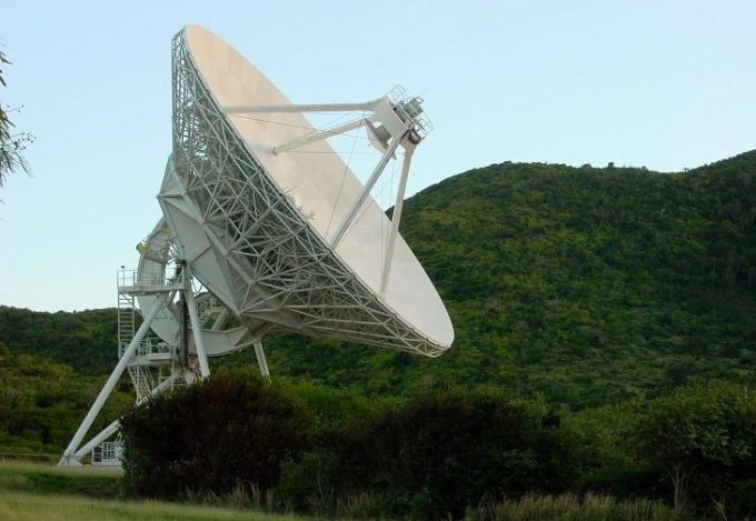 Very Long Baseline Array telescope