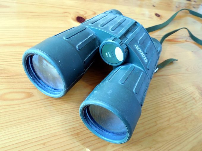 Binoculars with Camera: Snap Images While Viewing Your Target