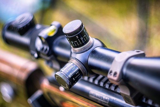 handgun scope adjustments