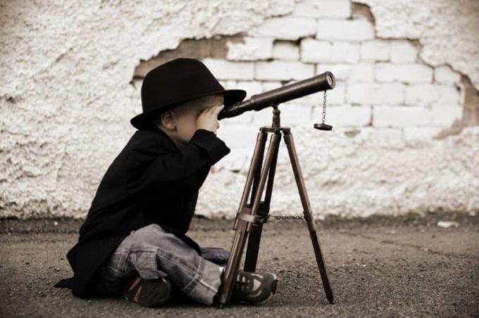 kid-telescope