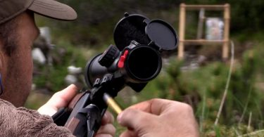 monocular on gun