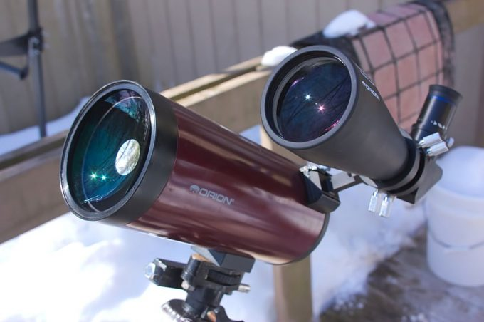 telescope finder