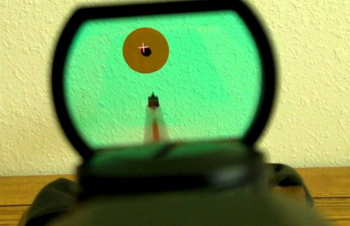 Barska Holographic Reflex Red Dot sight