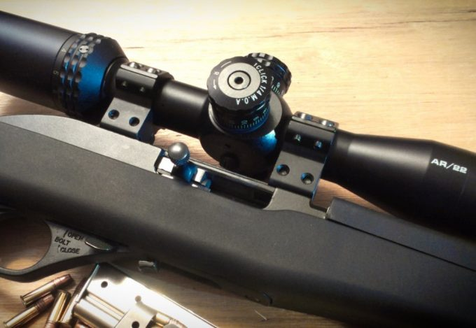 bushnell rifle scope and bullets