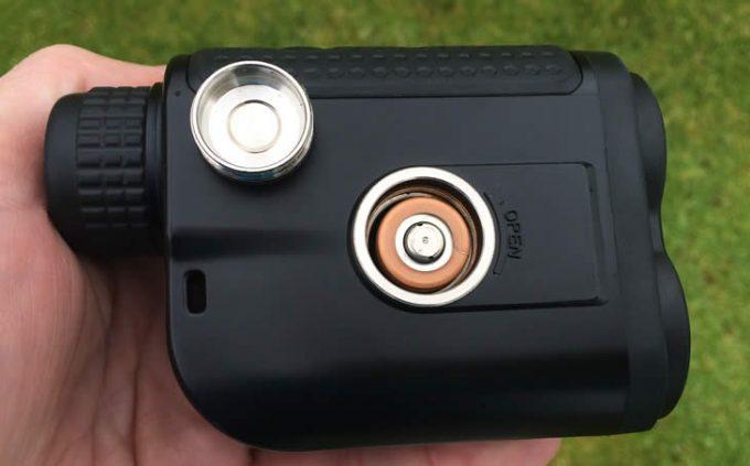 rangefinder battery