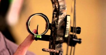 single pin bow sight