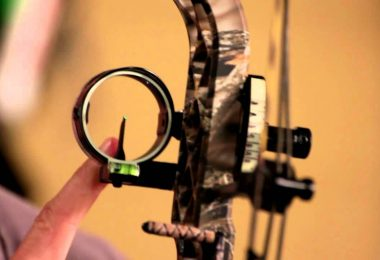 single pin bow sight
