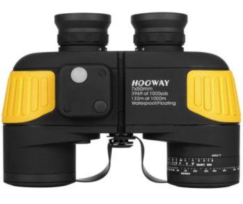 Hooway Military-Marine 7x50 Waterproof Fogproof Binocular