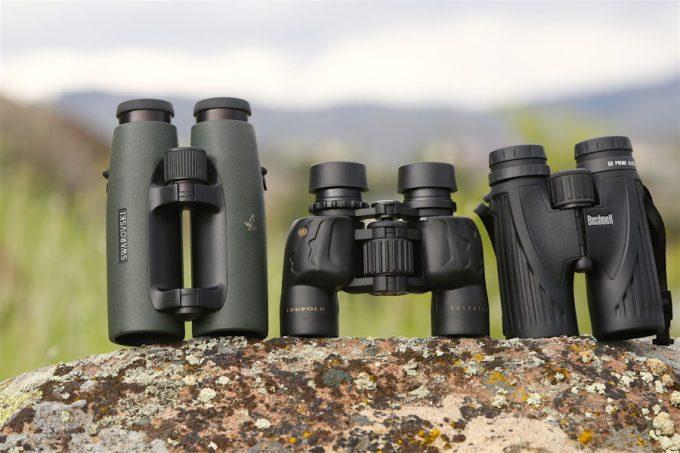 porro prism binoculars