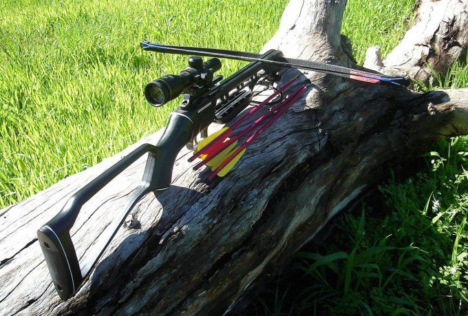 Barnett 4x32 Crossbow Scope