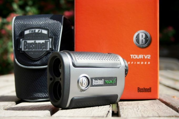 Bushnell Tour V2 Package
