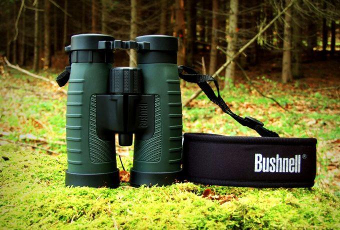 Bushnell Trophy XLT Binoculars Design