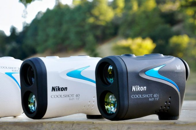 Nikon COOLSHOT 40 Design