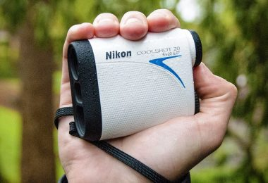 Nikon COOLSHOT 20 Golf Rangefinder review