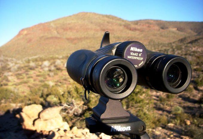 Nikon Monarch 10x42
