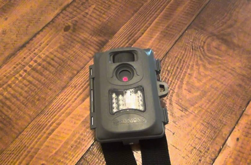 Simmons Trail Camera Review