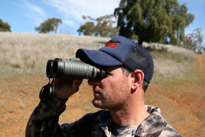 Testing Bushnell Binoculars