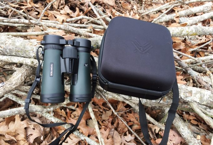 Vortex Binocular Hard Case