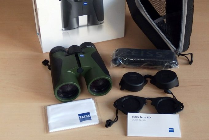 Zeiss Binoculars Aditional Gear