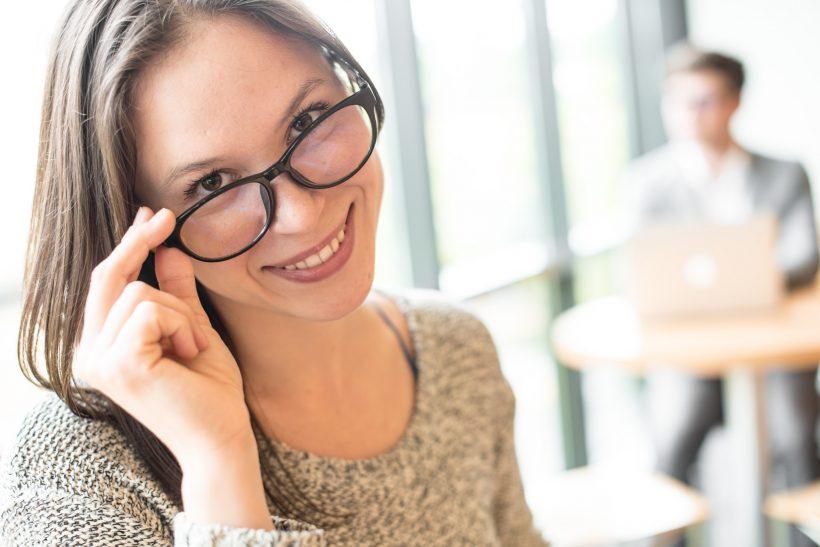 Anti Glare Eyeglasses