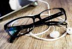Glasses with CR 39 Lenses