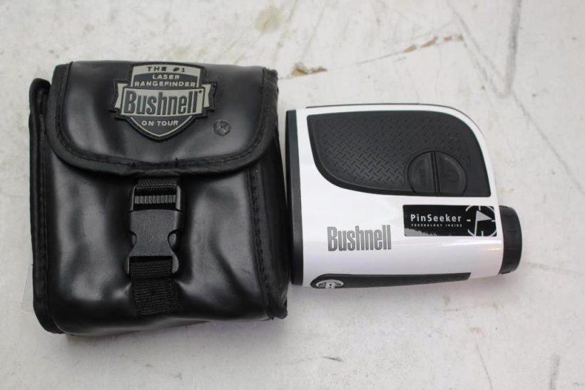 Bushnell Medalist Laser Rangefinder Package