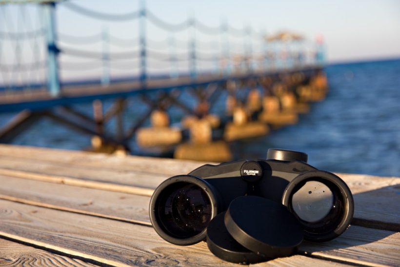 Fujinon Binocular Optics