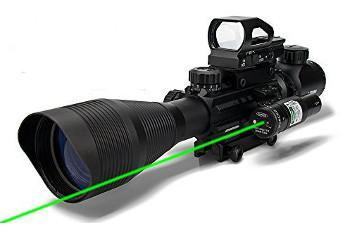 Aipa Tactical Combo 4-12x50