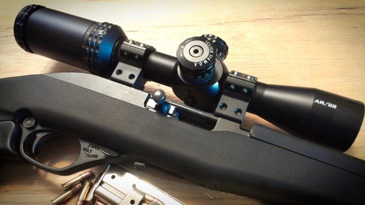 Scopes for 22 rifles