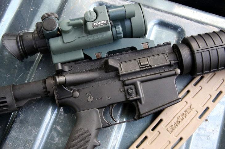 Top AR 15 NV scopes