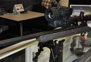 Top NV scopes by sightmark
