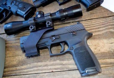 Top scopes for handguns