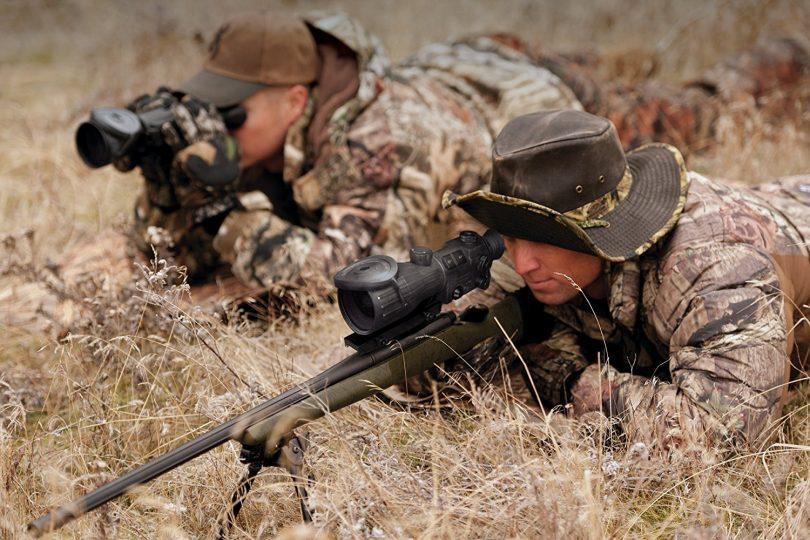 military training night vision scopes