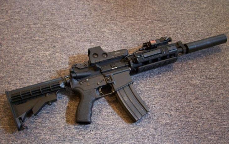 AR15 red dot sights